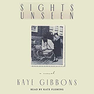 Sights Unseen audiobook cover art