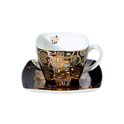 Goebel - 66884248: Artis Orbis - Die Erfüllung - Kaffeetasse