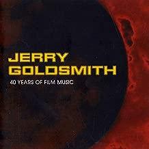 jerry goldsmith films