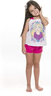Pijama Infantil Princesas 108