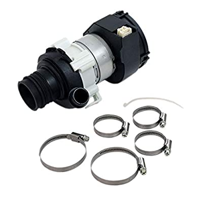 Ge WD26X23258 Dishwasher Circulation Pump Assembly Genuine Original Equipment Manufacturer (OEM) Part