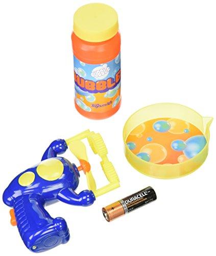 Toysmith Bon Nombre de Bulles Mini Ray Gun