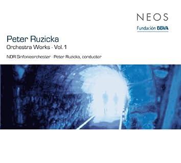 Ruzicka: Orchestral Works, Vol. 1