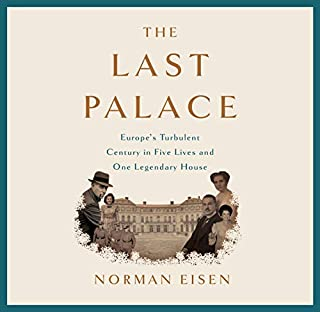 The Last Palace audiobook cover art
