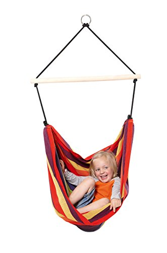 AMAZONAS Hängesessel EllTex Kid's Relax rainbow 155 cm x 120 cm bis 80 KG