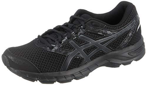 Asics Gel-Excite 4, Zapatillas de Running Hombre, Negro (Black T6E3N-9097), 45 EU