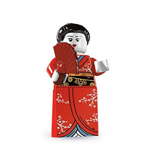LEGO Series 4 Collectible Minifigure Japanese Kimono Girl
