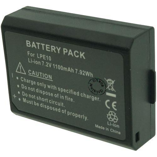 Otech bateria Compatible para Canon EOS Rebel T6