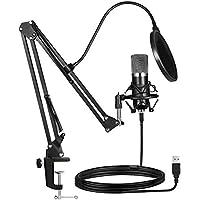 Stilnend USB Streaming Professional 192KHZ/24Bit Microphone Kit