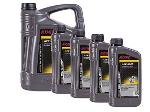 9 (5+4) Liter ROWE HIGHTEC ATF 9008