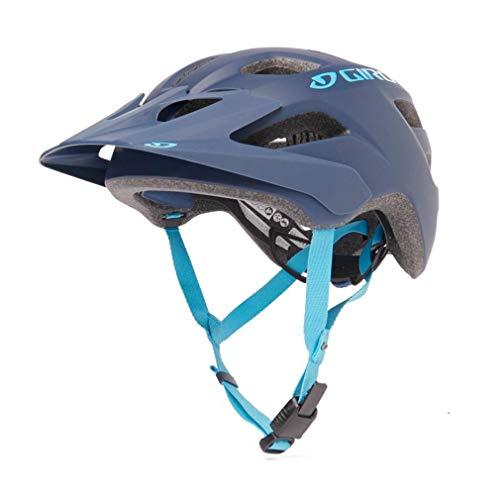 Giro Damen Verce Fahrradhelm Dirt, Blue, Einheitsgröße