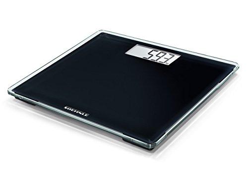 Soehnle Style Sense Compact 100 29 x 28,5 x 3,4cm zwart