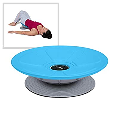 OPTP Pelvic Rocker Core Trainer – Balance Tool for The Pelvic Floor, Core Strength and Stability (4186)