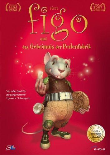 Herr Figo und das Geheimnis der Perlenfabrik cover