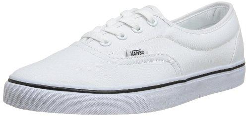 Vans Adult Authentic Core Classics, White , Men's 7.5 Women/6 Men