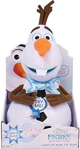 JP Frozen jpl32405Disney Frozen Tricks Schleife Olaf Funktion Plüsch Spielzeug
