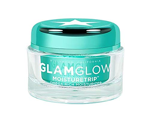 GLAMGLOW Moisturetrip Face Moisturizer 1.7 Oz! Formulated With Hyaluronic Acid, Omega-Rich And Antioxidant-Rich! Lightweight And Creamy Moisturizer! Vegan, Paraben Free And Gluten Free!