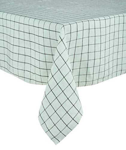 Nappe - Chieti - 100% Lin - Celadon - 170x170 cm