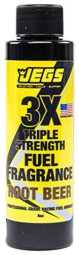 JEGS 63612 Fuel Fragrance Root Beer Scented 4 oz. Bottle Safe for All Internal C