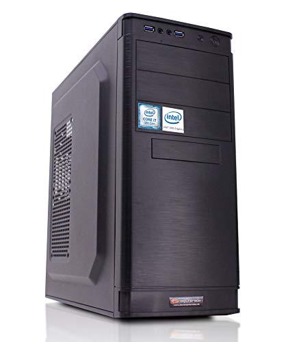 dcl24.de Aufrüst Office PC [11717] Intel i7-9700 8x3.0 GHz - 16GB DDR4, Intel UHD Grafik 630 1GB