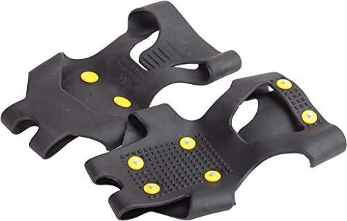 Stock-Fachmann Unisex– Erwachsene A0000170-0001 Schuh-Spikes Größe 41-43, schwarz