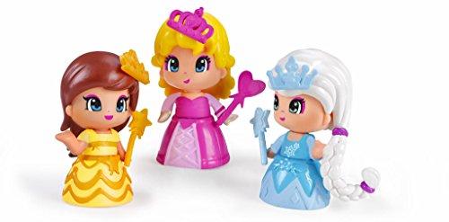Pinypon - Pack de 3 Princesas (Famosa 700014094