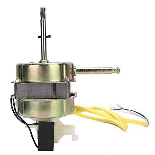 Espesor de 22 mm Reemplazo del motor del ventilador Eje extendido Alambre...