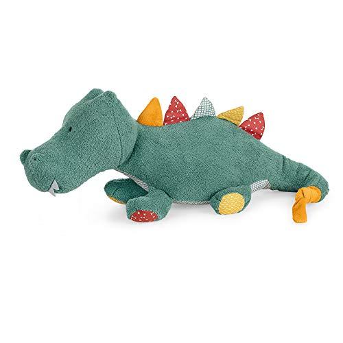 Sterntaler Spieltier Krokodil Konrad, Alter: Für Babys ab der Geburt, 50 cm, Grün
