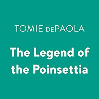 The Legend of the Poinsettia audiobook cover art