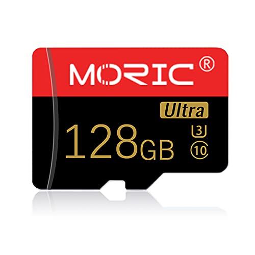 128GB Micro SD Card with Adapter SD Memory Cards for Camera (Class 10...