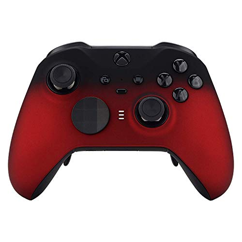 Elite Series 2 Controller Modded - Custom 7 Watts Pro Rapid Fire Mod - for Xbox One Series X S Wireless & Wired PC Gaming - Fade to Black