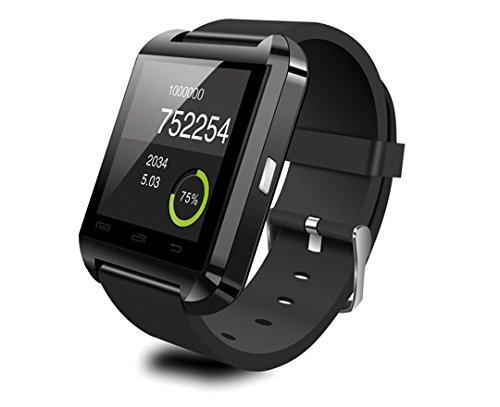 Ksix BXSW01 - SmartWatch (1.44', TFT, Bluetooth), color negro