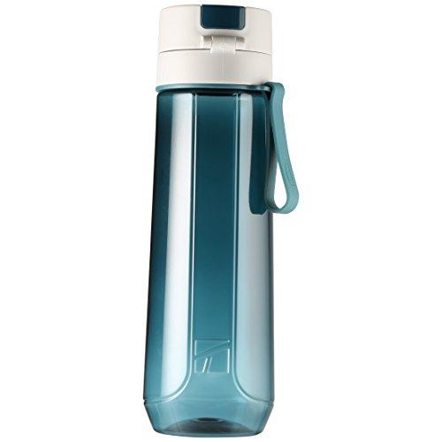 Trudeau Maison auslaufsichere Trink- und Wasserflasche für unterwegs, 765 ml