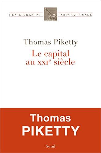 Le Capital au XXIe siècle (Les Livres du nouveau monde)