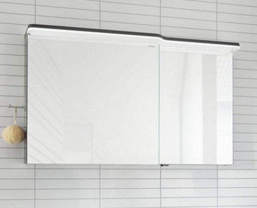 Lanzet spiegelkast EKKO, 100L, grafiet