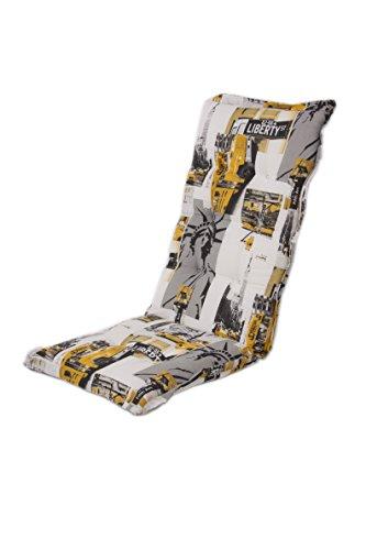 Dajar 457860 Stoelen en fauteuil Capri hoog, meerkleurig