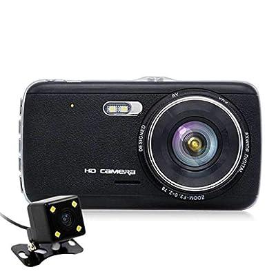 XIANWEI Car Driving Recorder,Full HD Car Camera,Driving Video Recorder Night Vision Car Dashboard Camera,170° Wide Angle by XIANWEI