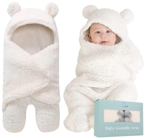 Ultra Soft Baby Swaddle Blanket