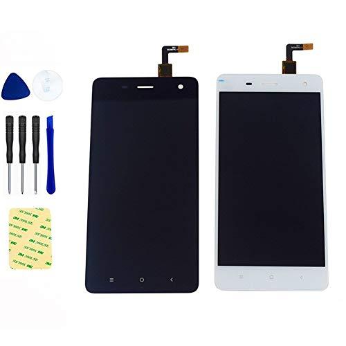 Reemplazar la pantalla Ajuste for Xiaomi Mi4 LCD táctil en forma for Xiaomi 4 Fit for Mi 4 pantalla LCD de pantalla táctil digitalizador Sensor Panel ajuste for Mi 4 LCD de la asamblea de pantalla