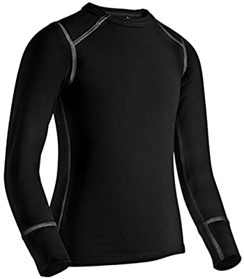 ColdPruf Youth Quest Performance Base Layer Long Sleeve Crew Neck Top