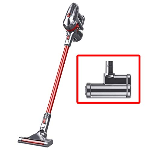 A Vacuum Cleaner, snoerloze ultralichte stofzuiger voor thuis, twee snelheden, zuig-instelling, kleine 2 inch 1 cycloonfilter-stofzuiger met handgreep