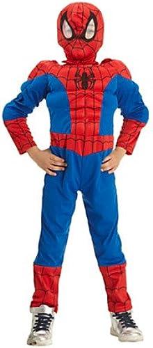 Disney original - Spider-Man - Kostüm für Kinder - Alter 5   6 Jahre