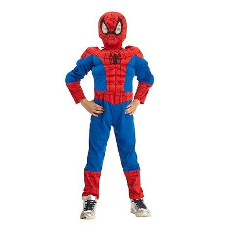 Disney original Costume -- Déguisement Costume Spiderman pour garçons. taille 5 - 6 années