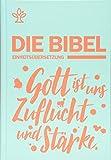 Schulbibel Einheitsübersetzung: Gott ist uns Zuflucht und Stärke (Ps 46,2) (Mintgrün) - (Erz-) Bischöfe der deutschsprachigen (Erz-) Bistümer
