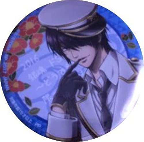 Gintama ultra Variety cans badge large release Special Wuu'     Susumusuke Takasugi