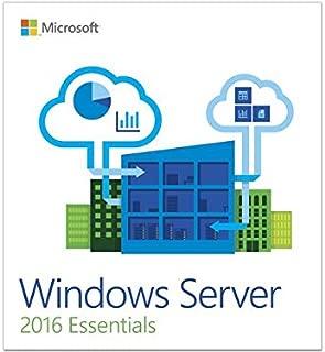 Microsoft Server 2016 Essentials 2CPU