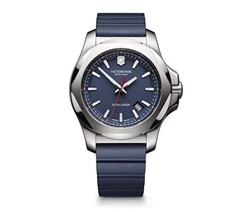 Victorinox Reloj de Cuarzo para Hombre con Correa de Goma – 241688.1