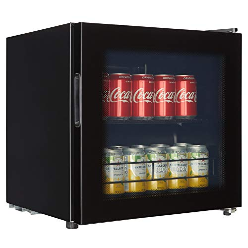 Cookology BC46BK table top beverage cooler – A drinks fridge that can...