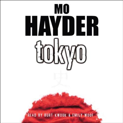 Tokyo audiobook cover art