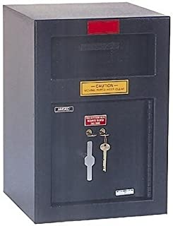 Immediate Depository Safe Features: Front Load/Dual Control Key Lock, Spyproof Dial for Combination Lock: Not Included